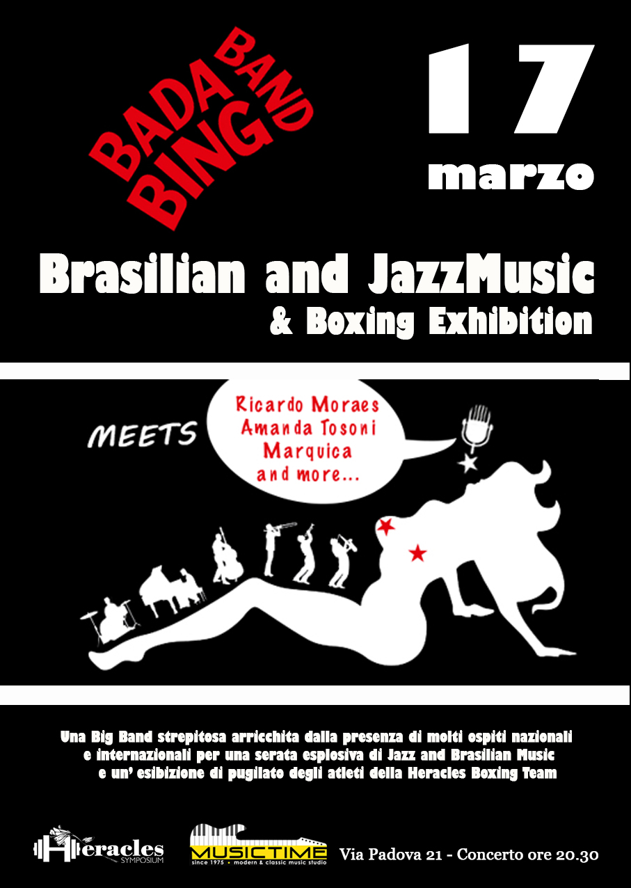BRASILIAN AND JAZZ MUSIC